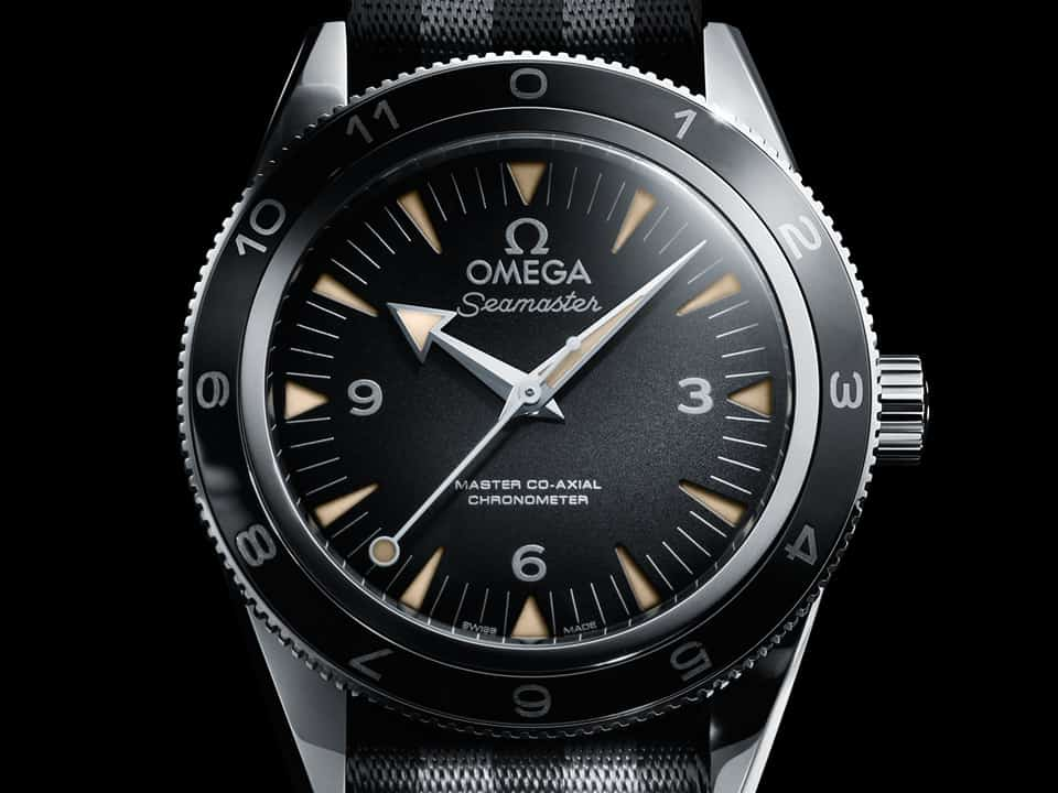 Omega Seamaster 300 Spectre